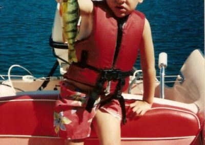 Joey's Fishing History
