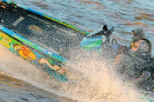 "Joey Nania ""Decent"" Day one on Ross Barnett – Bassmaster Central Open #1"