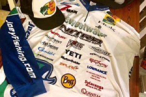 Joey Nania – Bassmaster for Day One Central Open Ross Barnett